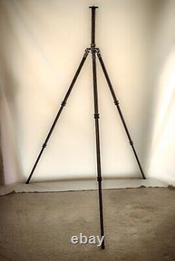 Gitzo GT2530 Mountaineer Tripod AND Really Right Stuff BH-40 Ball Head and cases