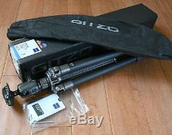 Gitzo GT2540 Mountaineer Series 2 6X Carbon Fiber Tripod w GH2780TQR Ball Head