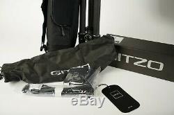 Gitzo GT2545T Series 2 Traveler Carbon Fiber Tripod with Center Ball Head + acc