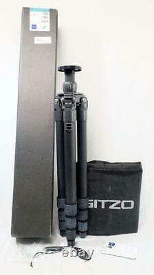 Gitzo GT3541 6X Carbon Fiber Tripod Lens with Box, NO Head MUST READ! (4942)