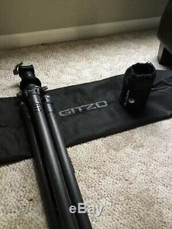 Gitzo GT 3531 6x Carbon Fiber Tripod withReally Right Stuff BH 40 Swivel Head