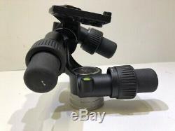 Gitzo G-2257 Explorer 6X Carbon Fiber Camera Tripod Legs Manfrotto Head 405