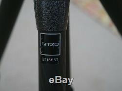 Gitzo Traveler GT1555T Series 1 5 Section Carbon Fiber Tripod with Ball Head