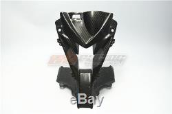 Head Nose Cowl Air Intake For BMW S1000RR 2015 -2018 Full Carbon Fiber 100%