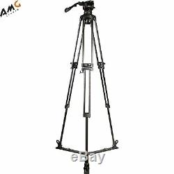 Ikan E-Image GC102 2-Stage Carbon Fiber Tripod with GH10L Head EG10C2L