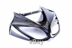 Kawasaki ZX10R 2010 Head Cowl/Front Fairing 100% Carbon Fiber
