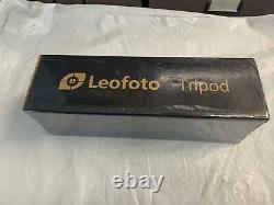 Leofoto LS-223C+LH-25 22mm 3sec Compact Carbon Fibre Tripod with Ball Head New