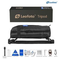 Leofoto LS-223C + LH-25 ball head Portable Mini Carbon Fiber Tripod Camera