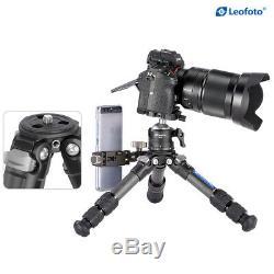 Leofoto LS-223C Tripod +EB-36 Ball Head Portable Carbon Fiber for Camera