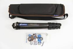 Leofoto LS-224C + EB-36 Ranger lightweight carbon fiber tripod with Ball Head
