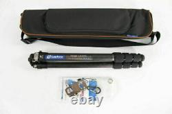 Leofoto LS-224C Tripod EB-36 Ball Head light weight carbon fiber tripod with bag