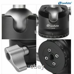 Leofoto LS-284C Professional Tripod LH-30 Ball Head Carbon Fiber Camera Tripod