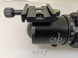 Leofoto LS-324C Carbon Fiber Tripod + Sunwayfoto FB-52 Ball Head