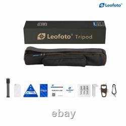 Leofoto LS-324C Tripod + LH-40 Ball Head Professional Carbon Fiber with DC-282C