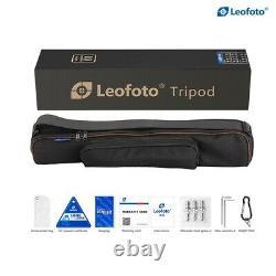 Leofoto LS-365C Tripod with LH-40 Ball Head Professional Light Carbon Fiber