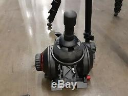 MANFROTTO 509HD PROFESSIONAL VIDEO HEAD With536K CARBON FIBER TRIPOD