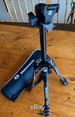 MANFROTTO MKBFRC-4 BH BEFREE CARBON FIBER TRIPOD With BALL HEAD