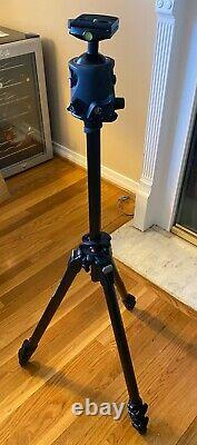 Manfrotto 055CXPRO3 Carbon Fiber Tripod with MHXPRO-BHQ XPRO Ball Head