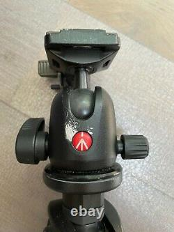 Manfrotto 190CXPRO4 Carbon Fiber Tripod (incl. 496RC2 head)