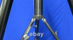 Manfrotto 3258 Super Tall Tripod Legs Black 3 Section with 410 Head