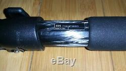 Manfrotto 695 Magfiber Carbon Fiber 5-Section Monopod with 3232 Swivel Tilt Head