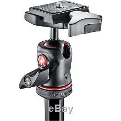 Manfrotto BeFree 55.9 55.9 Inch Carbon Fiber Tripod with Ball Head & Case
