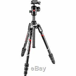 Manfrotto Befree Advanced Carbon Fiber Travel Tripod with 494 Ball Head OPEN BOX