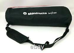 Manfrotto Befree Live Carbon Fiber Video Tripod Kit w Fluid Head MVKBFRTC-LIVEUS