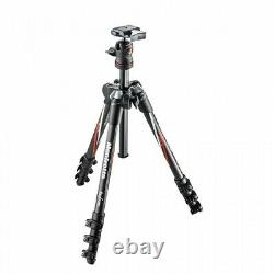 Manfrotto MKBFRC4-BH Befree Carbon Fiber Tripod with Ball Head