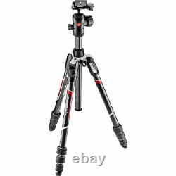 Manfrotto MKBFRTC4-BH Befree Advanced Carbon Fiber Travel Tripod with Ball Head