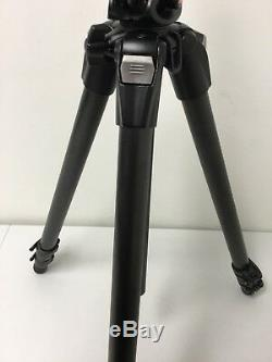 Manfrotto MT055CXPRO3 Carbon Fiber Tripod with 496RC2 Compact Ball Head