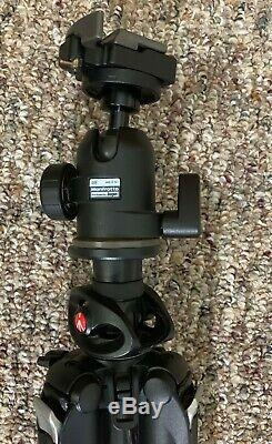 Manfrotto Tripod 055CXPRO3 Carbon Fiber Magnesium and 488 Ball Head with QR