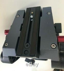 Manfrotto Tripod (504HD head and 525MB carbon fiber tripod plus accessories)