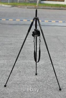 Marsace XT-15 Light Weight Tripod Special Shape Central Axis with Panoramic Head
