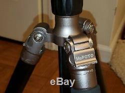 MeFOTO C2350Q2K globetrotter carbonfiber Tripod with titanium head