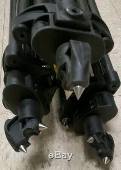 Miller Arrow 40 Head Carbon Fiber Tripod 100mm