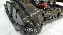 Mini R55, R56, R57, R58, R59 Carbon fiber Engine Cylinder Head Cover (pre Lci)