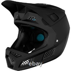 NEW Fox Racing Rampage Pro Carbon RPC Downhill MTB DH Helmet Matte Black Large
