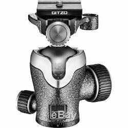 NEW Gitzo GK2545T-82QD Series 2 Traveler Kit GT2545T 4 Section Tripod & Head