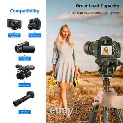 Neewer 2-in-1 Camera Monopod Video Tripod with Pan Head for DSLR Cameras