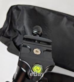 Neewer Carbon Fiber Camera Tripod Monopod 66 360 Degree Ball Head For DSLR