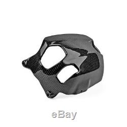 New Carbon Fiber Cylinder Head Guards Protector Cover For BMW R1200GS 2010-2012
