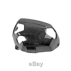 New Carbon Fiber Cylinder Head Guards Protector Cover For BMW R NINET 2014-2017