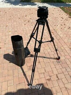 OConnor Ultimate 1030Ds Fluid Head + 30L Two-Stage Carbon Fiber Tripod Package