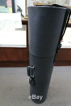 O'connor Fluid Head 50d Aluminium Tripod Travel Case Kit