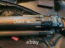 Oben CT-2491 Carbon Fiber Tripod with Vanguard Alta 300 series ball head
