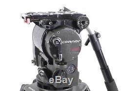 Oconnor 1030B Fluid Head and 25L Carbon Fiber Tripod 1030 B OConnor