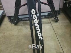 Oconnor 1030B Fluid Head and 35L Carbon Fiber Hot Pod Tripod