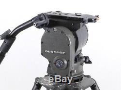 Oconnor 1030S Fluid Head and 25L Carbon Fiber Tripod 1030 S OConnor