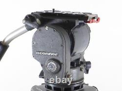Oconnor 1030 Fluid Head and 35L Carbon Fiber Tripod 1030 OConnor